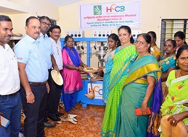 HCCB | corporate social responsibility initiatives