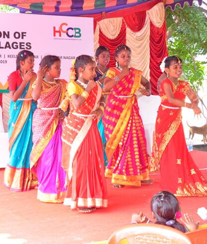 CSR activity of HCCB