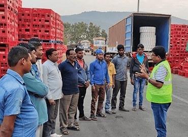 Driver Management Centres of HCCB - Making Indian Roads Safer!