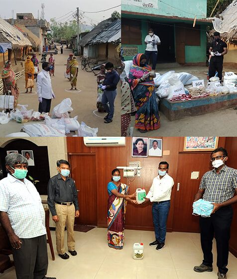 HCCB Reaches Out To More Than 2 Lakh People During The Pandemic In Its Communities
