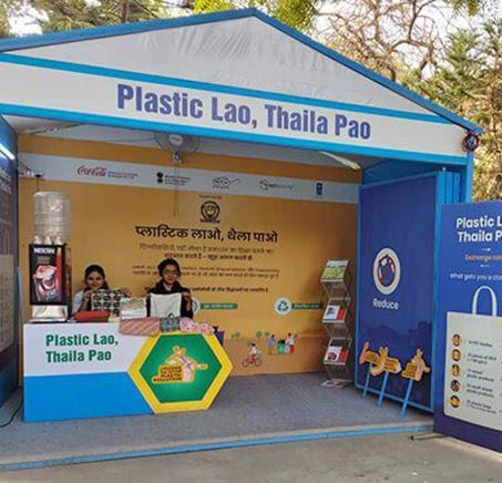 'Plastic Lao, Thaila Pao' Campaign