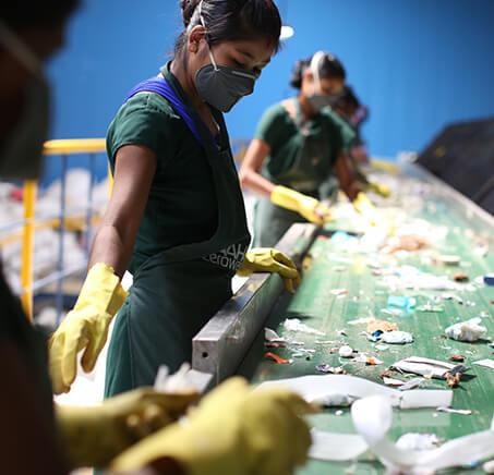 Our Plastic Waste Management