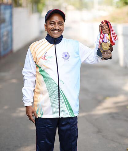 T.V. Govindaraju