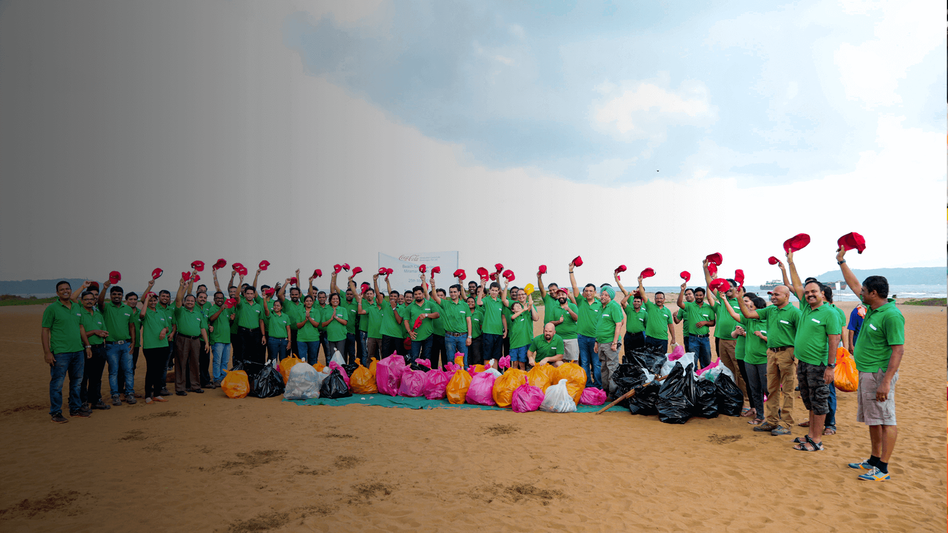 We imagine  A World  Without waste